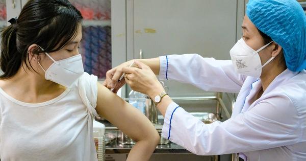 Đăng ký tiêm vắc xin phòng chống Covid 19 để được ưu tiên