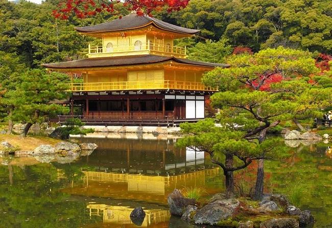 Chùa Kinkakuji (Kyoto)