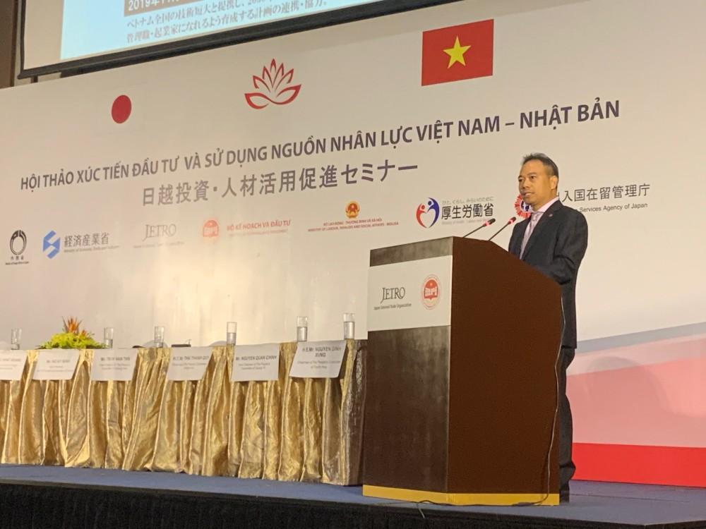 Nhật Bản ưu tiên lựa chọn lao động Việt Nam hơn các nước khác