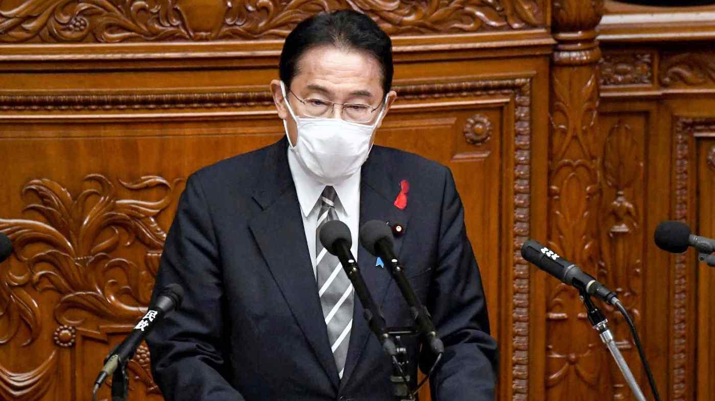Tân thủ tướng phát biểu đưa ra những chính sách mới (ảnh sưu tầm)