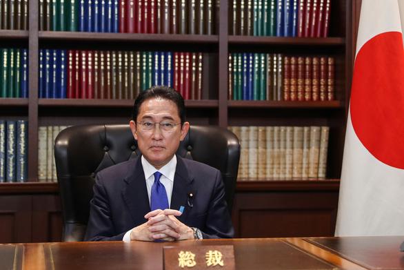 Tân thủ tướng Kishida Fumio (ảnh sưu tầm)