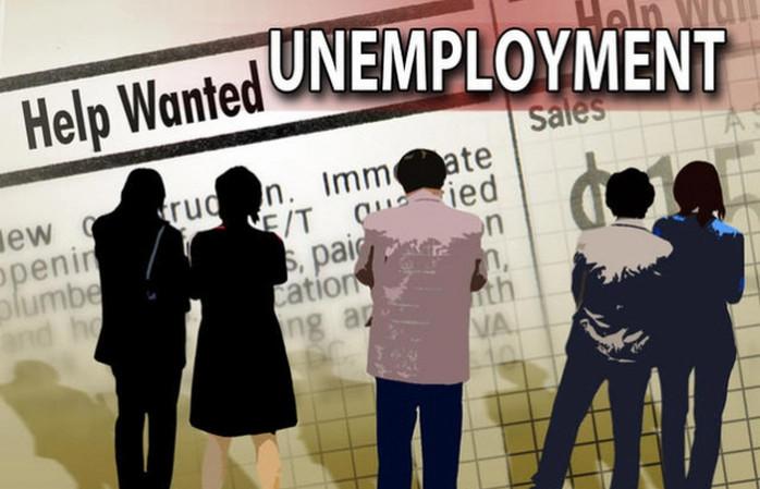 Tỷ lệ thất nghiệp ngày càng cao do ảnh hưởng dịch bệnh